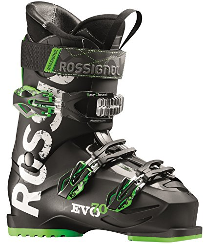 Image of the Rossignol Evo 70 Ski Boot 2016 - Black Green 285
