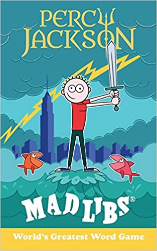 Percy Jackson Mad Libs