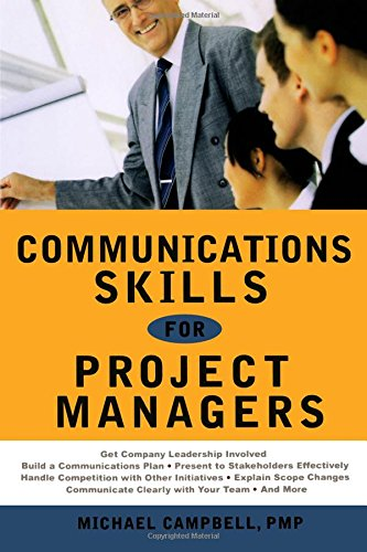 Communications Skills for Project Managers by Brand: AMACOM