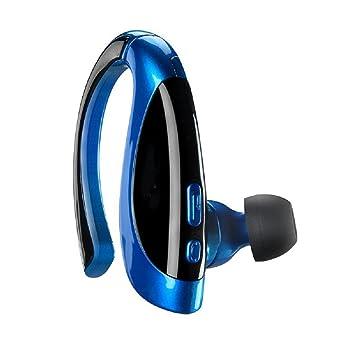 K-DD Auriculares Bluetooth, Auricular inalámbrico Bluetooth con Micrófono Mic Cancelación de ruido Auriculares