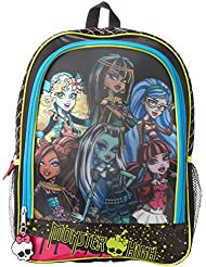 Monster High Rave Lenticular 16 Large Backpack School Bag