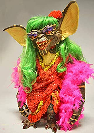 Magic Box Gran Showgirl Femenina Greta Gremlins Prop: Amazon.es ...