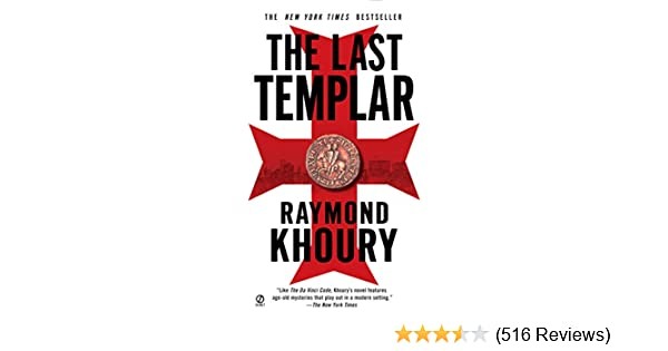 The Last Templar Templar Series Book 1