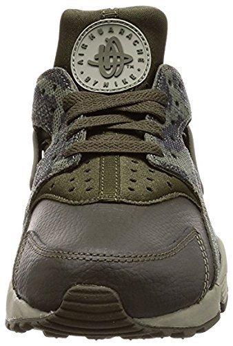 new product 154c9 f284b Galleon - NIKE Womens Air Huarache Run PRM Running Shoe (10)