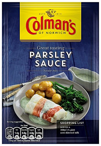 Colman's Parsley Sauce Mix, 0.7-Ounce (Pack of 12)