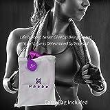 Phebe Smart Weighted Infinity Hoop Exercise Hoop
