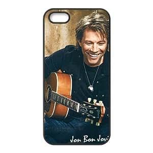 Customized Jon Bon Jovi TPU Case for Apple IPhone 5/5S