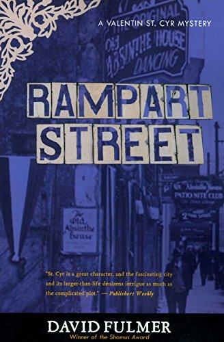 (Rampart Street (The Valentin St. Cyr Mysteries))