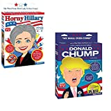 Love Dolls Horny Hillary and Donald Chump