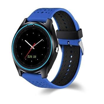 SmartWatch V9 Slot Tarjeta SIM y Bluetooth cámara reloj ...