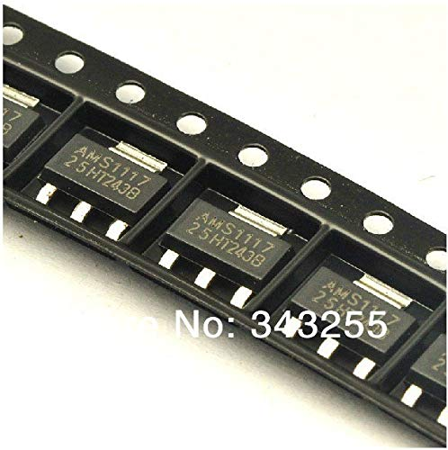 1117 voltage regulator - 3