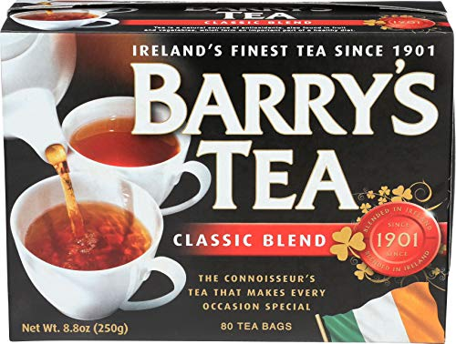 Barry's Tea, Classic Blend, 80-Count (Pack of -