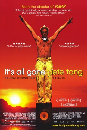 It's All Gone Pete Tong Movie Poster (27 x 40 Inches - 69cm x 102cm) (2004) Style C -(Pete Tong)(Paul Kaye)(Mike Wilmot)(Beatriz Batarda)(Kate Magowan)