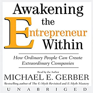Awakening the Entrepreneur Within Hörbuch