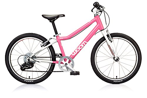 Best savings for WOOM BIKES USA Kids 4 Bike, Pink, 20″/One Size