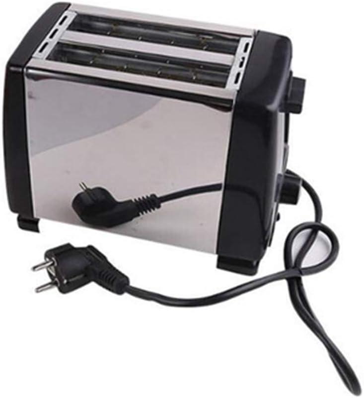 IOSHAPO 750W 220V Toaster Bread Toasters Oven Baking Kitchen Appliances Toast Machine Breakfast Sandwich Fast Safety Maker