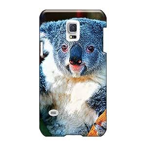 Perfect Hard Cell-phone Cases For Samsung Galaxy S5 Mini (MWB667kvCD) Customized Fashion Koala Bear Pattern