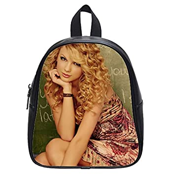 7d23da5df913 Amazon.com : new design Taylor Swift Custom Kids School Backpack Bag ...
