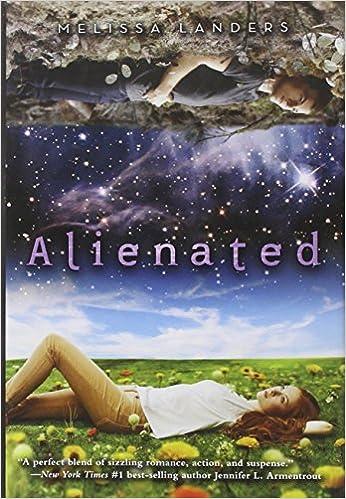 Amazoncom Alienated 9781423170280 Melissa Landers Books