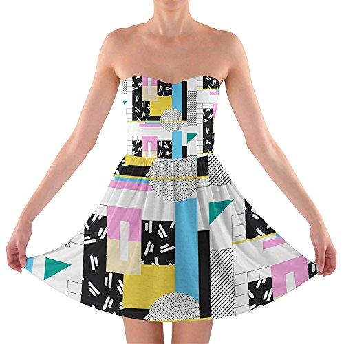 80s womens dress - 9
