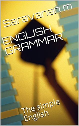 - ENGLISH GRAMMAR: The simple English