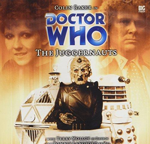 Price comparison product image Dr Who:065 - The Juggernauts(C.Baker)(2CD)