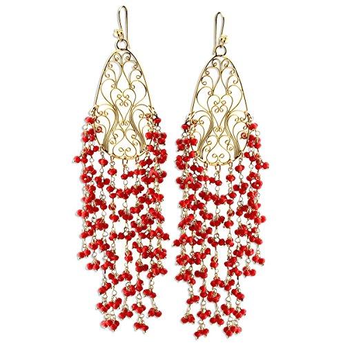 Earrings Honora Pearl (Quartz Earring)