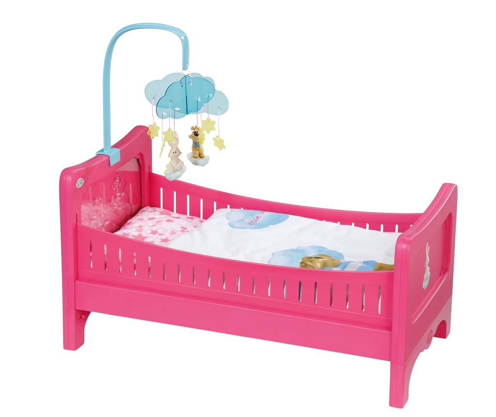 Zapf Creation  BABY Born Bed Toy 822289
