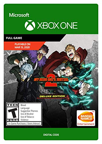 My Hero One's Justice 2: Deluxe Edition - Xbox One [Digital Code]