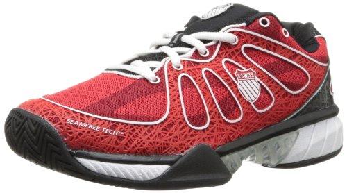 K-Swiss Ultra Express,  Zapatillas De Tenis Para Hombre Multicolor (Fiery Red/Black/White)