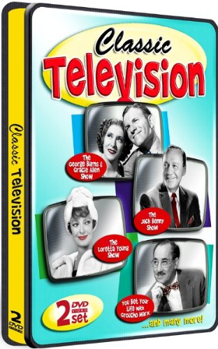 Collectors Embossed Tin (Classic Television - COLLECTOR'S EMBOSSED TIN - 2 DVD SET!)