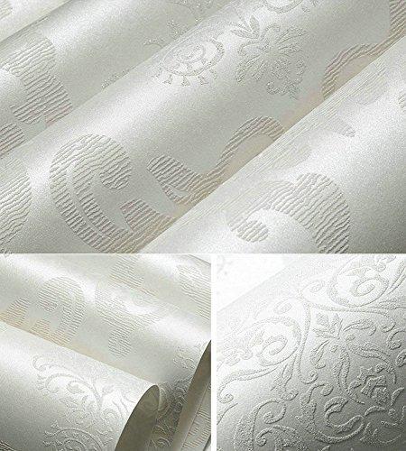 V-Vitoria 3D Non-Woven Embossed Textured Wallpaper For Living Room Bedroom 1 Roll Home Decor 20.9