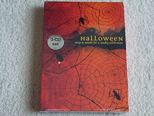 Halloween: Songs & Sounds for a Spooky Celebration (3 CD Set) ()
