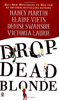 Drop-Dead Blonde 0451214447 Book Cover