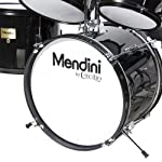Mendini-by-Cecilio-5-Piece-16-inch-Junior-Drum-Set-Cymbals-Drumsticks-Adjustable-Throne