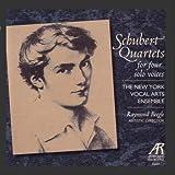 Schubert: Quartets For Four Solo Voices