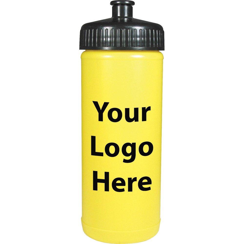 16 Oz. Sports Bottle - 250 Quantity - $1.00 Each - Promotional Product/Bulk with Your Logo/Customized