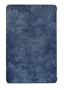 Podiumjiwrp Ipad Mini/mini 2 Well-designed Hard Case Cover Spiral Pattern Protector For New Year's Gift