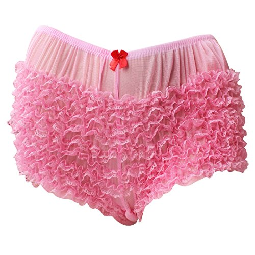 how to choose coupon code performance sportswear iixpin Women's Ruffled Bloomers Frilly Lace Small Bowknot ...