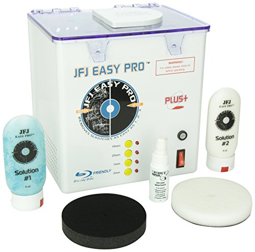 (JFJ Easy Pro Video Game, CD, DVD, Blu-Ray Repair Machine)