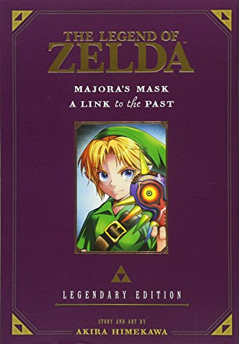 The Legend of Zelda: Majora's Mask / A Link to the Past -Legendary Edition- (The Legend of Zelda: Legendary Edition) -