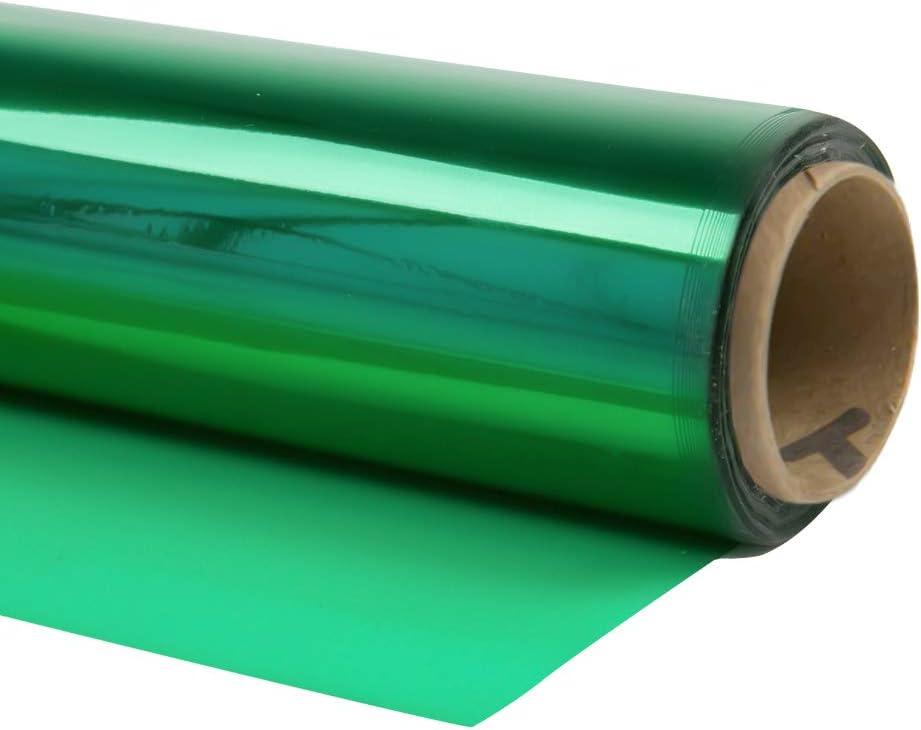 Cellophane Wrap (Green, 24