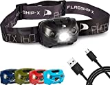 Flagship-X Phoenix Rechargeable Waterproof LED Camping Headlamp...