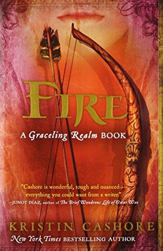 Fire (A Companion to Graceling)