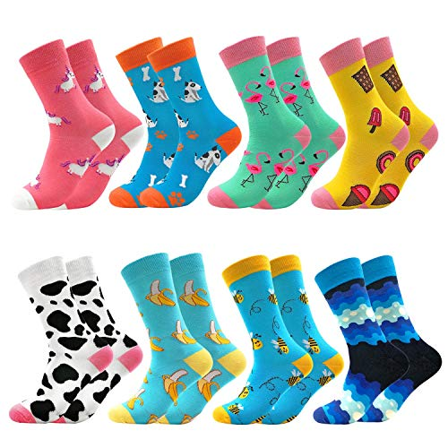 Colorful Casual Combed Stockings Patterned product image
