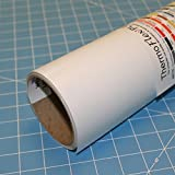 ThermoFlex Plus 15'' x 20' Roll White Heat Transfer Vinyl, HTV by Coaches World