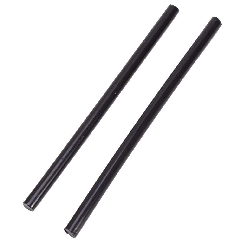 10 Pezzi//Set Bastoncini Stick Colla Caldo Colorato Hot Melt Glue Sticks Alta Viscosit/à Strumento Riparazione DIY per Progetti Artigianali Piccole Riparazioni per 20W Pistola Hot Melt Transparent