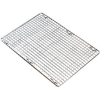 Amazon Com Decobros 12x17 Inches Half Sheet Cooling Rack