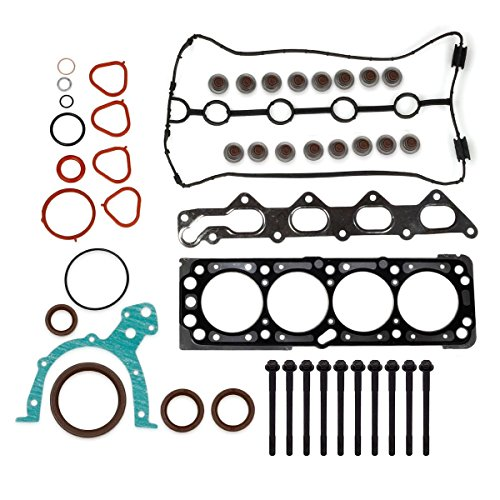 Cylinder head with bolts Replacement For Chevrolet Aveo 1.6L 04-05 VIN 6 ()