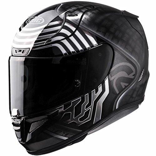 HJC RPHA 11 Pro Star Wars Kylo Ren Helmet MC-5 (Black, X-Large)